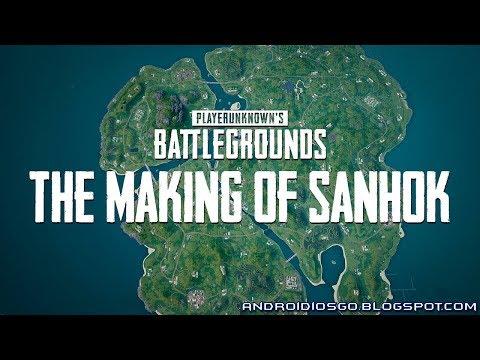 PUBG: The Making of Sanhok Map (New PUBG Map)