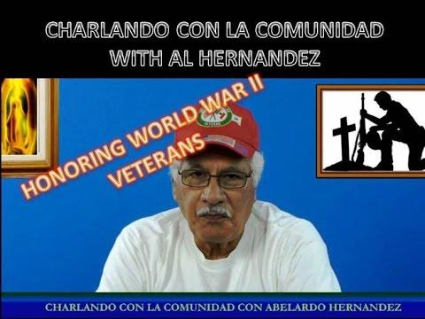 CHARLANDO MEX AMER VETS AWARDS