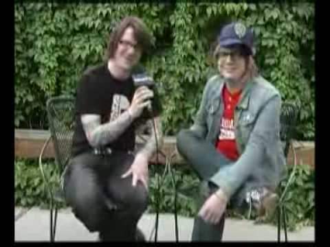 Fall Out Boy Patrick Stump and Andy Hurley interview on ManiaTV