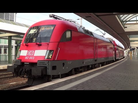 Trainspotting at Hungary, Austria, Italy and Germany (Highlights)