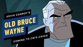 Batman-Legende Kevin Conroy Spielen Live-Action-Bruce Wayne in CW ' s-Krise-Ereignis