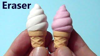 Scented eraser making kit - Sweets shaped erasers