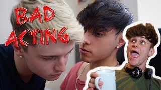 Download Video *BAD ACTING* - OVER-REACTING TO MINOR INCIDENTS MP3 3GP MP4