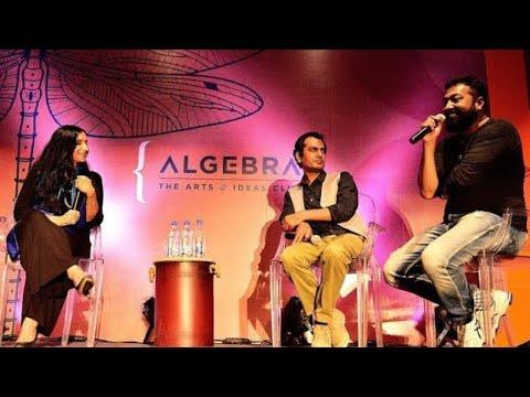 Raider of the Dark  Anurag Kashyap & Nawazuddin Siddiqui @Algebra