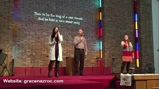 Worship Service, October 3, 2021