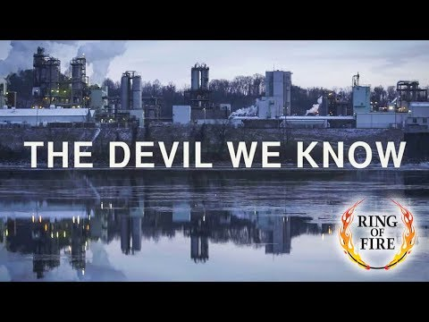 """DuPont's Water Supply Poisoning Documented In """"The Devil We"""