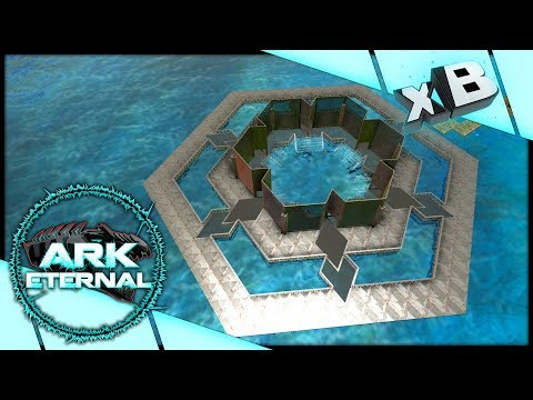 Building a Floating Base! :: Modded ARK: Eternal Isles :: E07