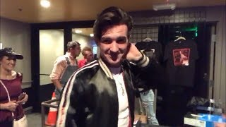 """Vlog#4 """"Meeting & greeting Drake Bell""""; F.Y.E; Wag & our Dane Cook story"""