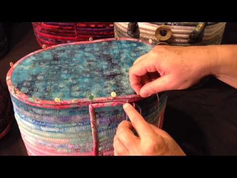 Camden Bag Sewing the Bottom & Side Seam