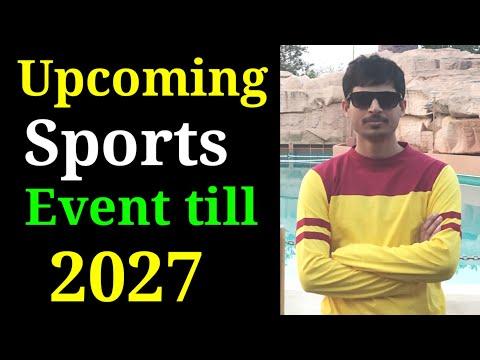 UPCOMING SPORTS EVENTS gk, sports event venue RAILWAY, UPSC, CDS, AFCAT, IAS, Mp patwari