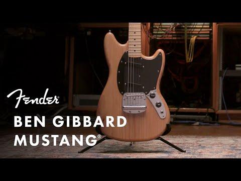 Exploring The Ben Gibbard Mustang | Artist Signature Series | Fender