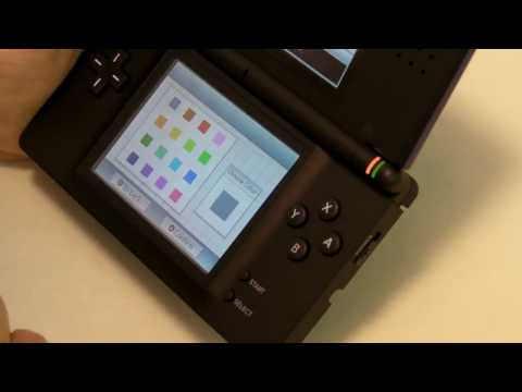 Tech : Aunt Fran (Age 80) & The Nintendo DS (Unboxing)