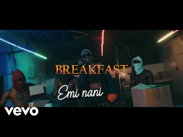 [Video] Qdot – Breakfast