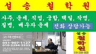 조성모 가수 남성사주