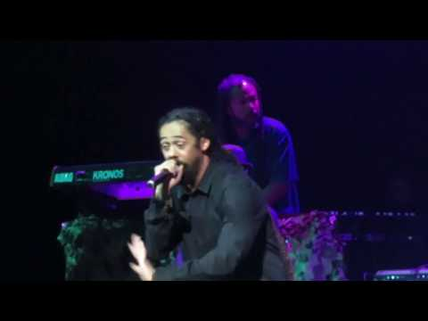 "Damian ""Jr Gong"" Marley「Stony Hill Fall Tour 2017」at House of Blues Las Vegas Oct 9 2017"