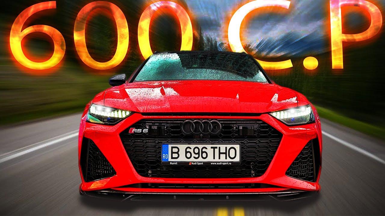 Noul RS6 2020 - 180.000 EUR