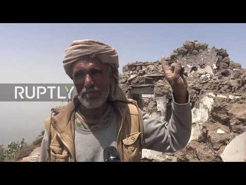 Yemen: Civilian casualties, destruction as airstrikes hit historic Jabal Masar