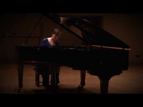 Janina Fialkowska (piano) plays Chopin (3 Mazurkas: Opus 41/1,  Opus 33/2, Opus 59/1)