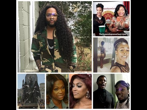 SQC Ft. Momma Dee, Khia's NEW BOOTY,  Jacquees KING of RnB, Satanic Temple Controversy etc