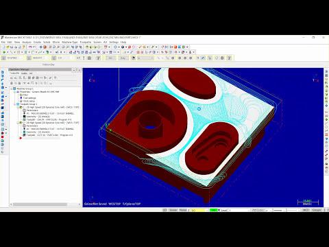 Skill CNC Milling 2016 Part1
