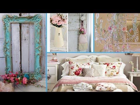 ❤how-to-diy-shabby-chic-bedroom-decor-ideas-2017❤|-home-decor-&-interior-design|-flamingo-mango