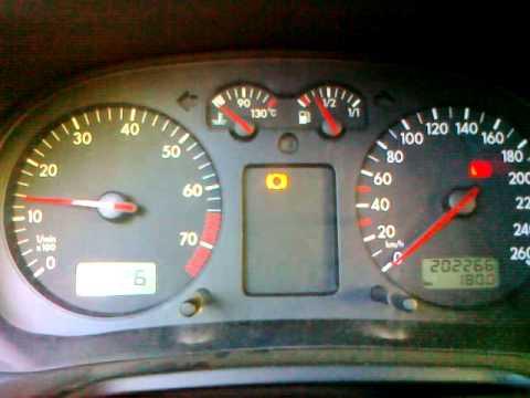 Гольф 4 холодный старт | VW GOLF IV cold start (до ремонта | before renovation)