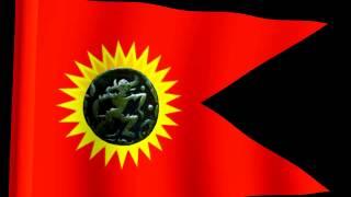 ABVGM Veer Gurjar Dhwaj  Gurjar Flag