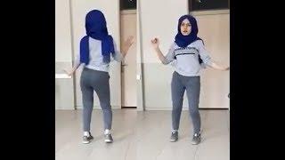 İmam Hatipli Kapalı Kız Harika Dans Ediyor