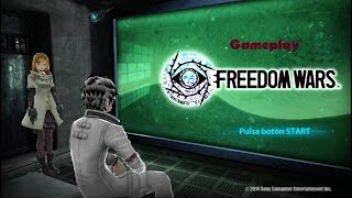 Vídeo Freedom Wars