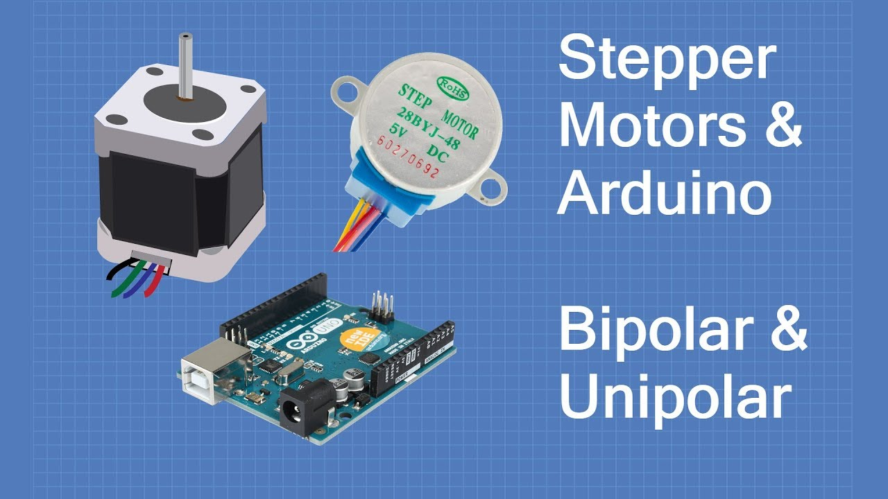 Diagram Further Bipolar Stepper Motor Wiring Diagram On Stepper Motor