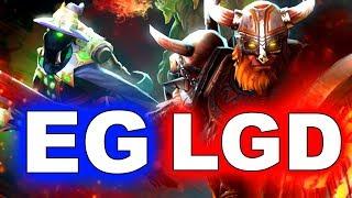 EG vs PSG.LGD - HYPE IS REAL! - KUALA LUMPUR MAJOR DOTA 2