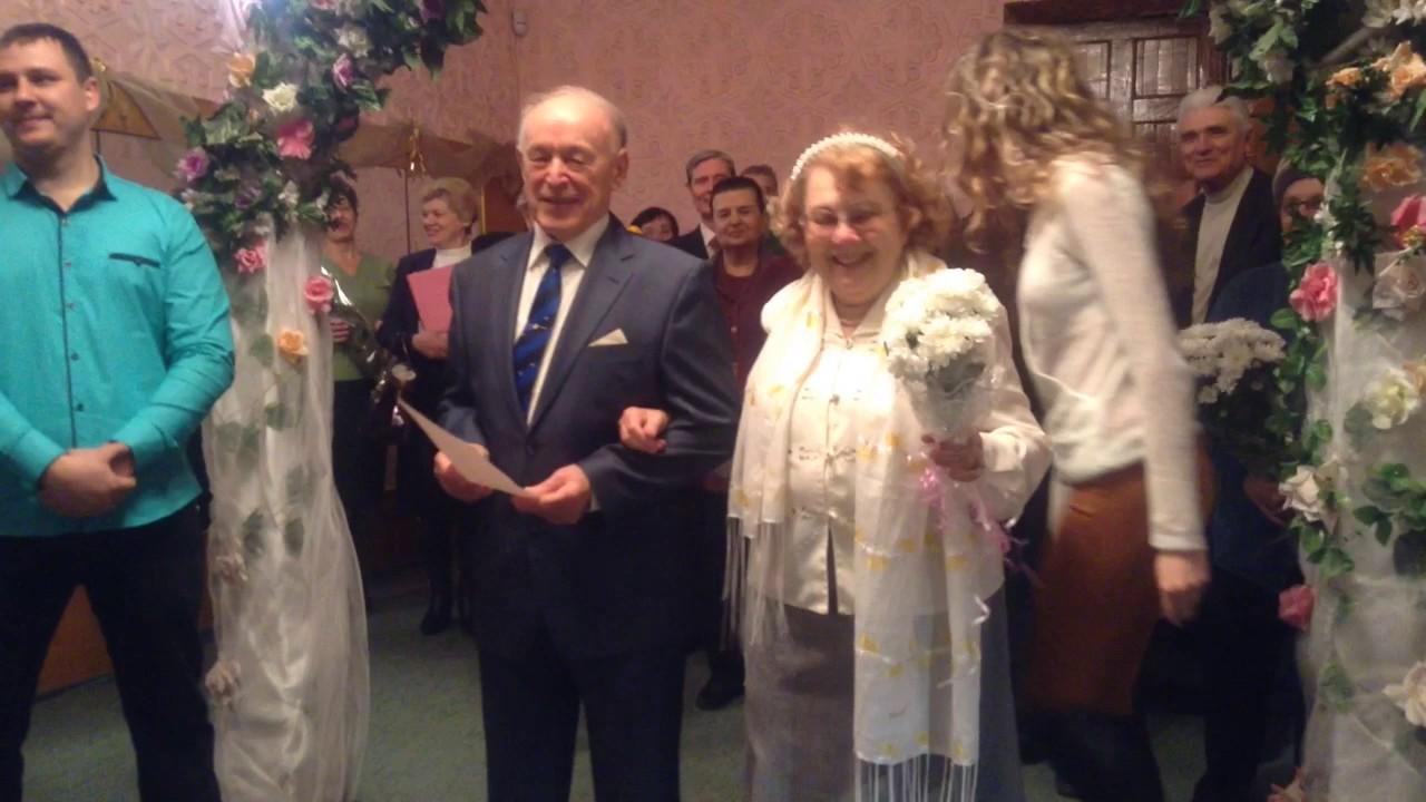 Бриллиантовая свадьбы в Мариуполе