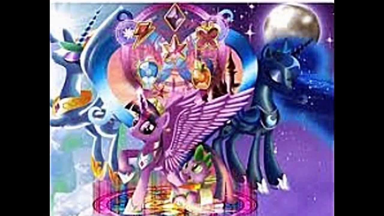 my little pony slide show with one pic of pony names youtube. Black Bedroom Furniture Sets. Home Design Ideas