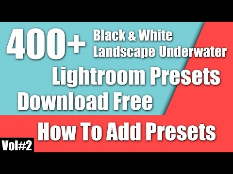 400+ Lightroom Presets Download Free How To Install