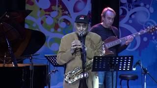 100617 Алексей Козлов саксофон и группа Арсенал Фестиваль Дубрава музыка Live