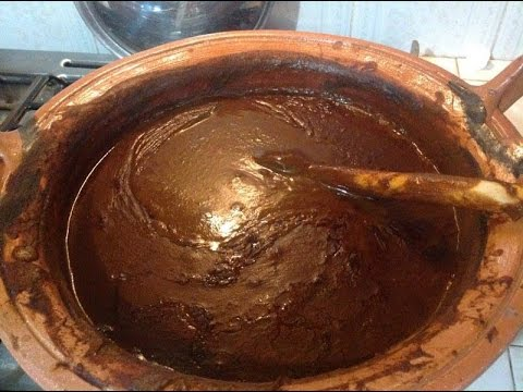 Como preparar mole casero