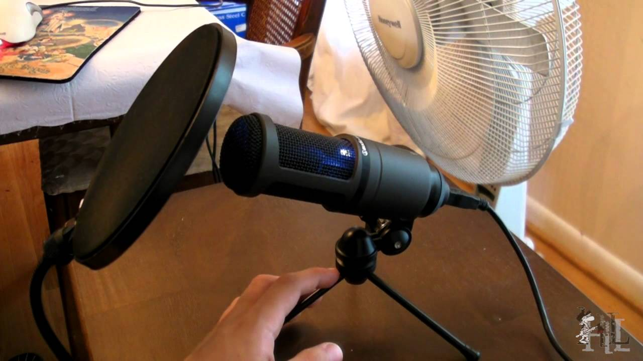 audio technica at2020 usb cardioid condenser microphone review youtube. Black Bedroom Furniture Sets. Home Design Ideas