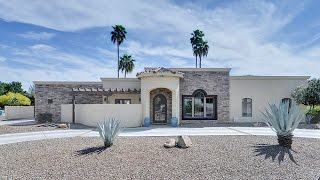 Scottsdale, Arizona Luxury Home Sold - 6933 E Joan De Arc Avenue - Those Callaways