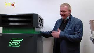 Luftfilter für Metzinger Seyboldschule angeliefert