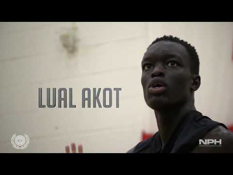 Lual Akot has LEVELLED UP,  2019 Sudanese-Canadian PLAYMAKER!