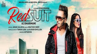 Red Suit AJ Dharmani Mp3 Song Download