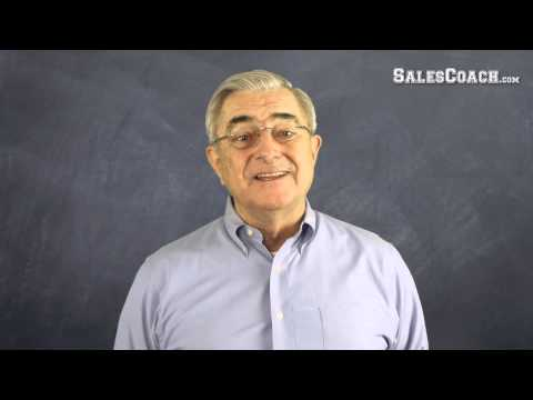 Monday Morning Sales Coaching - Assign Your Prospect Some Homework