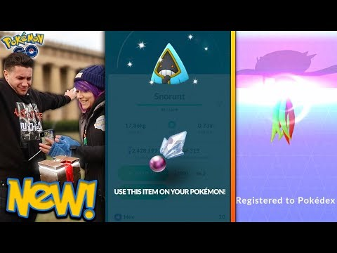 SOMETHING NEW IS HERE IN POKÉMON GO! UPDATE INBOUND… + NEW POKÉMON MOVIE!