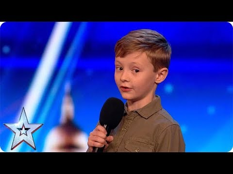Ned Woodman ROASTS The Judges | BGT Unforgettable Auditions
