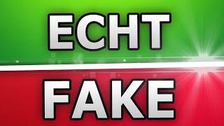 IS DIT ECHT OF FAKE?! (CHALLENGE)