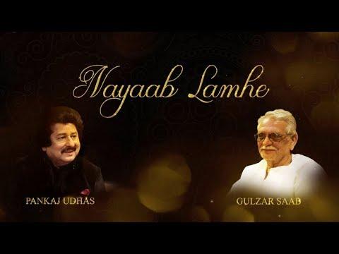 🔴Nayaab Lamhe Concert LIVE | Pankaj Udhas | Gulzar Saab🔴
