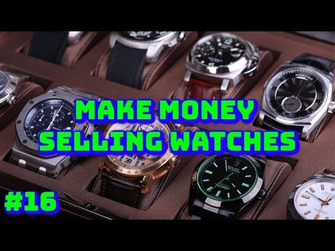 Resell Watches On Ebay & Poshmark To Make Money. 100 Awesome Items #16