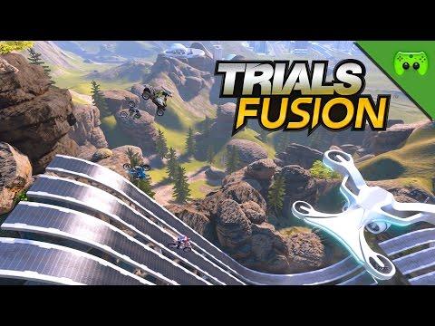 MANCHMAL LÄUFT ES SO 🎮 Trials Fusion #13