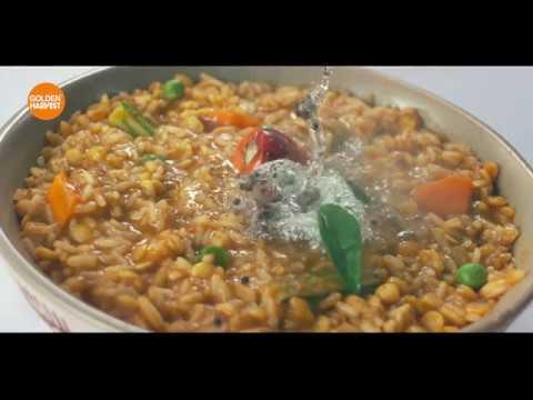 Golden Harvest | Sona Masoori Rice #MorselsOfHappiness