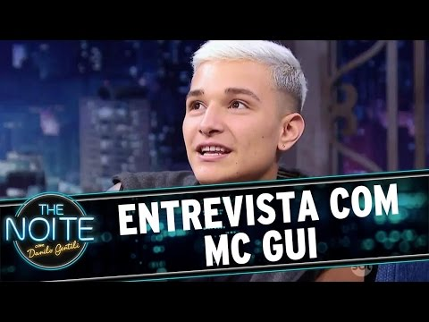 The Noite (29/07/16) Entrevista com MC Gui